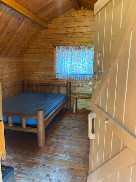 camping cabin